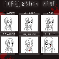 Naomi's Expressions by yukicaster