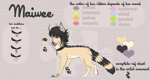 Maiwee quick ref by Necerti