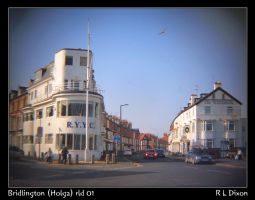 Bridlington (Holga) rld 01 dasm by richardldixon