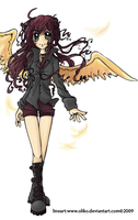 LCE 04 - Angel by iEatIceCubes