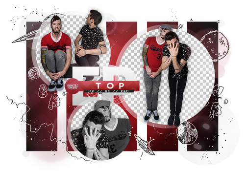 Pack Png 1971 // Twenty One Pilots. by ExoticPngs