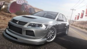 Need For Speed Pro Street PC by M3TE0R