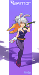 Riven_rabbit_skin:::rakintor_style by RakinTor