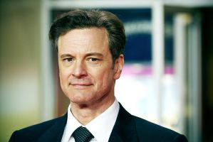 Colin Firth by ZenonSt