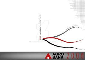 Annual Report (cover - AgroBank) by dindaseh