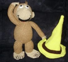 Curious George by Skullcreator