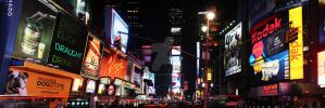 Times Square by c00lpix