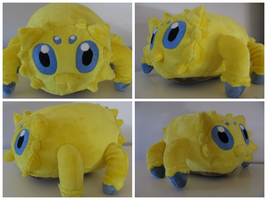 Joltik Plush by DiscoverHiddenTalent