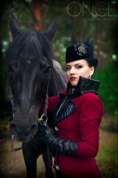 Evil Queen by Almost-Human-Cosband