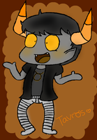 Tavros by MeltingPotOfGhost