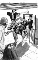 FEAR ITSELF HOMEFRONT6 Pg4 BW by mikemayhew