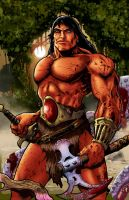 Conan the Barbarian by Iconograph
