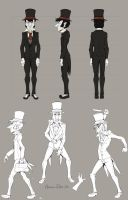 -jack the ripper model sheet- by weird-science