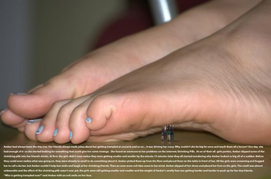 Trampled Under Foot by Helrin1