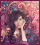 Swirly Me by StellaB