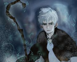 jack frost by futuerMANGAK