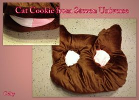 Cat Cookie from Steven Universe by CeltysShadow