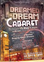 I Dreamed A Dream Cabaret by UEY-S