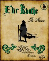Kvothe the Arcane by emmgoyer7