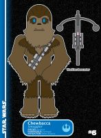 6 - Chewbacca - Smuggler by shane613