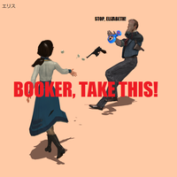 BOOKER, TAKE THIS! by Khaylia