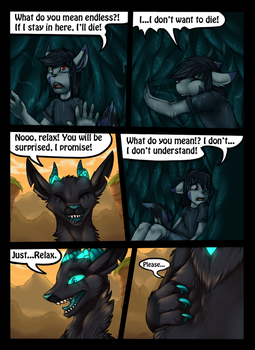 Vore, Lifesaving and a promise with loop. 5/11 by icat