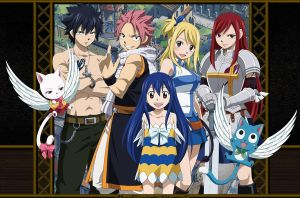 fairy tail by mome1212