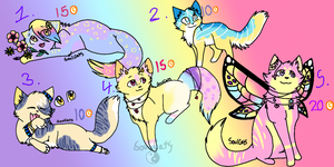 New adoptable sheet by SoulCats