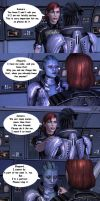 Shepard's Birthday Wish by Deemonef
