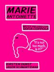 Marie Antoinette Minimal Movie Poster by minniearts