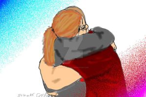 You Put Your Arms Around Me And I'm Home by ccsturtlegirl