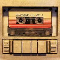 Awesome Mix Vol. 1 Cover by xx1simon1xx