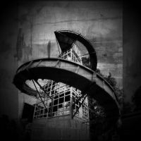 helter skelter. by davespertine