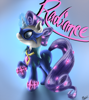Radiance, the Power Pony by ROBBERGON