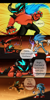Sonic Lost World - Zavok's ''Full'' Strength by SiscoCentral1915