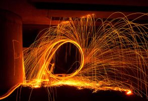 Wire Wool by Siphotografx