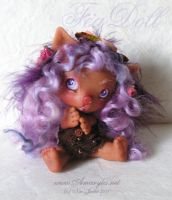 FeaDoll little Cat by Nailyce