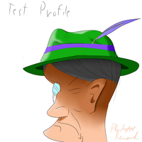 Profile Test by Mrsteroids