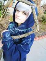 Jack Frost by LazyAiCosplay