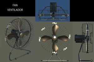Fan - Ventilador by lord-master