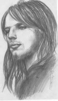 David Gilmour by m-otempora