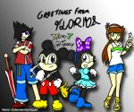 Greeting From Florida by Xero-J