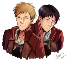 jeanmarco by loonytwin