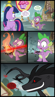 My little pony - the six winged serpent - p7 by Culu-Bluebeaver
