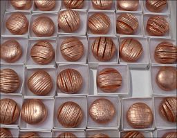 Copper Plugs by Undistilled