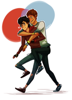 Klance by Wolfaal