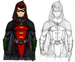 the boy wonder by samuraiblack