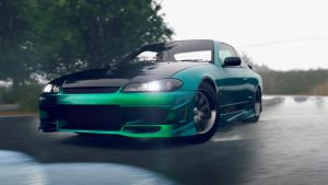 Nissan Silvia Spec-R #2- Forza Horizon 2 by Jannomag
