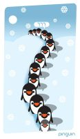 pinguin by atmosphair3