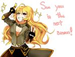 Back with a Yang by VentoYuu